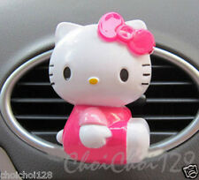New Hello Kitty Figure Air Freshener for Car Perfume Diffuser Hot Pink HT21