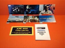 Gerry Anderson UFO Unstoppable CASE TOPPER Promo Set of 6 Trading Cards 150 Only