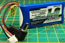 FatShark FPV Goggles Lipo Battery Turnigy 2S 7.4v 1000mah Replacement Dominator