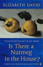 Is There a Nutmeg in the House? (Penguin Cookery Library),ACCEPTABLE Book
