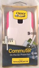 NEW!!! Otterbox Commuter Series Case for Samsung Galaxy S5 - Neon Rose