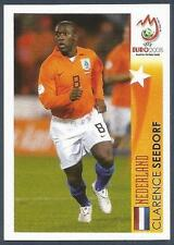PANINI EURO 2008- #498-NEDERLAND-HOLLAND-CLARENCE SEEDORF IN ACTION
