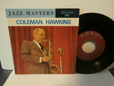 "coleman hawkins""stompin' at the savoy""ep7""fr.mus;3013.biem"