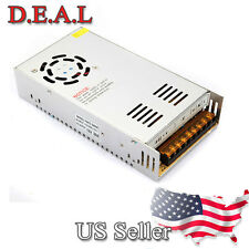 AC To DC 12V 30A 360W Switching Power Supply Driver Switch for LED Strip Light