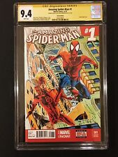 CGC 9.4 Amazing Spider-Man Variant Sketch Cover Art by Sean Anderson