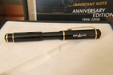 Montblanc Anniversary Edition 2006 Fountain Pen Retro Style