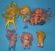 Vintage 80's Girls Toys Lot: Herself The Elf, Blinkins, Sea Wee  Shimmers