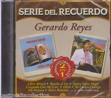 SEALED - Gerardo Reyes CD NEW Serie Del Recuerdo 22 Tracks BRAND NEW