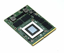 HP EliteBook 8770W Nvidia Quadro K3000M 2GB GDDR5 Video Card 665788-001
