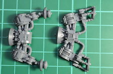 Warhammer 40000-Space marine-Dreadnought Ironclad-Jambes
