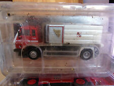 Del Prado Camion Pompier 1996 PORTE BERCE STEYR 19KP BELGIQUE NEUF SS BLISTER