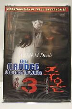 the grudge 3 old lady in white ntsc import dvd English subtitle