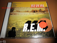 R.E.M. cd REVEAL rem STIPE Immitation of Life ALL THE WAY TO RENO saturn return