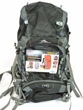 High Sierra Tangent 45 Top-loading Internal Frame 45L Camping Hiking Backpack