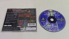 Lost World : Jurassic Park Sony PlayStation 1 PS1 Game in Case Tested