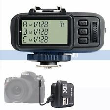 Godox X1T-C 2.4G E-TTL Transmitter Wireless Speedlite Flash Trigger For Can