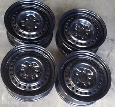 CHRYSLER TOWN & COUNTRY FACTORY OEM STEEL WHEELS RIMS 15x6 1/2 1996-2000