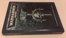 Warhammer 40,000 Hardback Rulebook Games Workshop 2004 War Hammer 40K