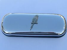 Budgerigar Budgie cage bird brand new chrome glasses case make a great gift Xmas
