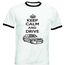 ALFA ROMEO 75 INSPIRED KEEP CALM  P - NEW COTTON TSHIRT - ALL SIZES IN STOCK