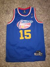 Melo Throwback Nuggets jersey ABA thompson faried manimal lawson iverson mutombo