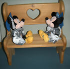 MICKEY & MINNIE GRAD NITE 2000 WALT DISNEY WORLD PLUSH