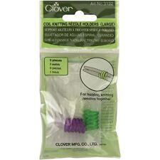 Clover Large Coil Knitting Needle Holder - 073669