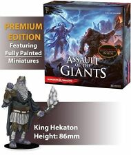 NEW Dungeons and Dragons: Assault of the Giants Premium Edition Board Game