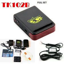 TK102B Car  GPS Tracker Real Time Location personal tracker with full accesories
