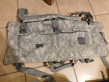 US ARMY ACU FIREFORCE TACTICAL GEAR  BARREL BAG