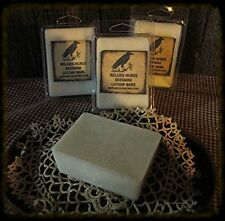 NELLIES GOATS  MILK SOLID LOTION BARS...4 OZ...VANILLA SCENTED..IN CLAM SHELL