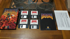 Doom V1.666 PC Big Box ID Software *ULTRA RARE*