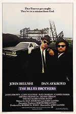 THE BLUES BROTHERS MANIFESTO JOHN BELUSHI LANDIS AYKROYD CALLOWAY RAY CHARLES