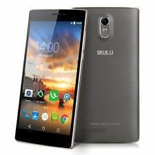 "iRULU V3 6.5"" Smartphone  Android 5.1 Quad Core 4G Unlocked Mobile  Phone w/Case"
