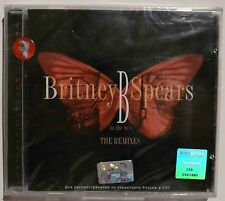 BRITNEY SPEARS - IN THE MIX THE REMIXES - CD SPECIAL RUSSIAN VERSION - RUSSIA