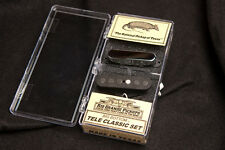 Rio Grande Big Bottom Tele® Pickup Set Classic Set Chrome Cover NEW