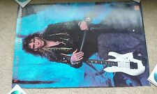 Steve Vai Poster Passion and Warfare