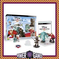 Disney Infinity Starter Pack PS3 (Sony PlayStation 3) Brand New