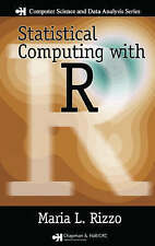 Rizzo, Maria L.-Statistical Computing With R  BOOKH NEW