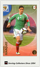 2010 Panini World Cup Soccer Trading Card Common No140 Rafael Marquez (Mexico)