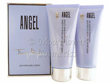 Angel Thierry Mugler perfumar la Gel de Ducha 100ml & Body Lotion 100ml Box Set Sello