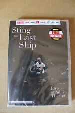 Sting the Last Ship - Live at the Public Theater DVD - POLISH RELEASE