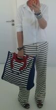CHANEL Stripes Bag/Shopper CC