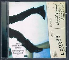 DAVID BOWIE LODGER CD COME NUOVO!!!
