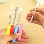 4Pcs Novelty Creative Screwdriver Shape Ball point Pen Writing Instrument Funny