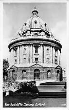 Oxford, The Radcliffe Camera Real Photo 1961