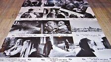 IL ETAIT UNE FOIS UN VIEUX ET UNE VIEILLE ! jeu 13 photos cinema montagne 1964