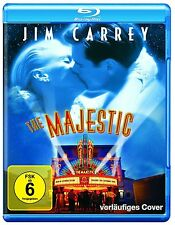 THE MAJESTIC (Jim Carrey, Bob Balaban, Martin Landau) Blu-ray Disc NEU+OVP