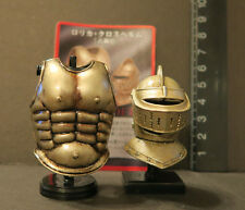 Boford Mononofu Medieval Knight Helmet & Armor 1/10 Scale Replica Figure Model