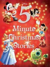 Disney 5-Minute Christmas Stories (5-Minute Stories) by Disney Book Group